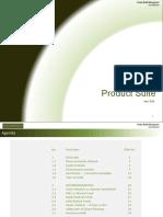 Product Suite June 2016