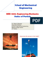 Engineering Mechanics for Civil Engr.