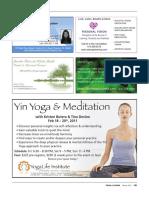 Yoga Living Magazine