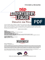 D&D 5E - Expeditions 1-1 - Desafio Em Phlan