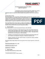A74718-23 Northern System Sweetwater Pump Station Application Supplement - A4W6F8