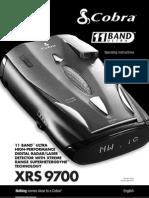 XRS9700 Manual