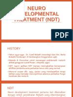 Neuro Developmental Treatment (Ndt)