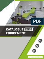 Catalogue Équipement PMD Médical 2018