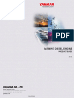 Marine Diesel Engine Product Guide