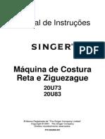 Manual Maq Singer