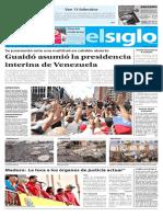 Edición Impresa 24-01-2019