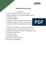 Maquinas Termicas Unidad 6 2018