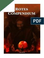 Rotes Compendium