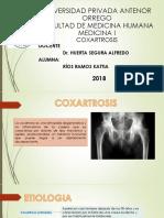Coxartrosis de Cadera