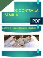 Delitos Contra La Familia
