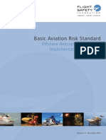 Basic aviation risk standard