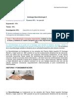 AntologÍa NeurofisiologÍa II