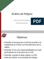 JHA Training Module Spanish