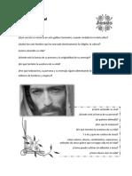 Preguntas Sobre La Persona de Jesús