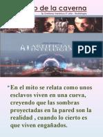 Etica Radiologia - TP El Mito de La Caverna - Orellana Veronica
