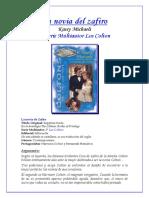 Kasey Michaels - La Novia Del Zafiro