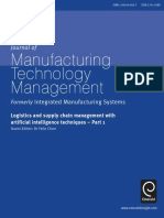 Journal of Manufacturing Technology Management vol 15 no 8 2004--Chan F.(ed) Logistics and Supply Chain Management with Artificial Intelligence Techniques.pdf