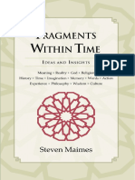 Fragments Within Time by Steven Maimes (Book Information)