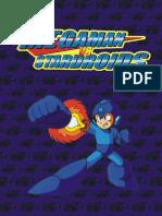 3D&T - Megaman vs Stardroids