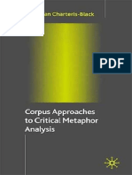 Corpus Approaches to Critical Metaphor Analysis