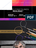 Presentación Guía Comunicación Inclusiva