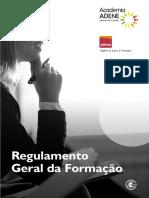 Academia Adene Regulamento Geral Da Formacao v04