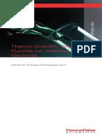 Fluoride Standard