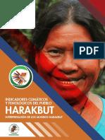 Indicadores Climáticos y Fenológicos del pueblo Harakbut