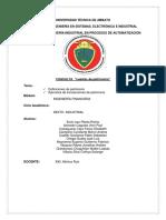 Informe Bomba de 2 Pistones