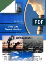 Flue Gas Desulfurization by Jojo Basa FINAL