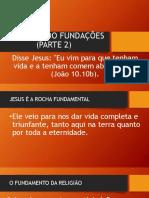 17.01 - Construindo Fundações (Parte 2)