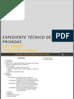 Exp. Obras Priv. Ley 29090
