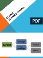 Neuroimaging Stroke & Trauma 22223333.pptx