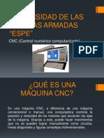 Exposicion Procesos CNC