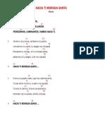 Hacia ti morada santa - Himno.pdf