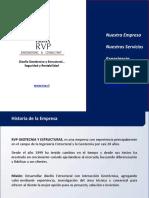 RVP Estructuras y Geotécnia