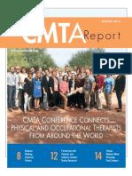 Winter CMTA Report