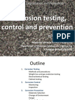 MAT373 Corrosion Part3 Testing and Prevention