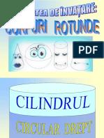 Cilindrul Circular Drept