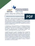 Diplomado Internacional en Logoterapia