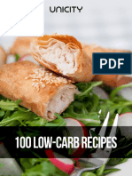 100 Low-Carb Recipes