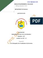 PH8201-Physics for Civil Engineering