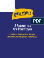 A Roadmap to a New Pennsylvania