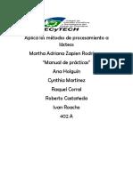 Manual de Practicas Procesos Termicos