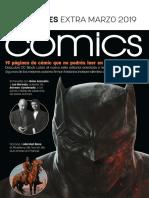 Comunicado Extra de Novedades de ECC Ediciones Marzo 2019 y Nueva Revista Sugoi