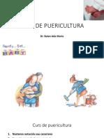 Curs puericultura