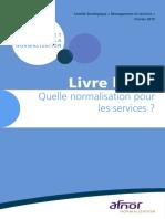Livre Blanc Normalisation Services