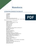 Nicolae_Manolescu-Literatura_Romana_Postbelica._Critica._Eseul_06__.doc