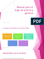 Manual Para El Odontólogo de Práctica General